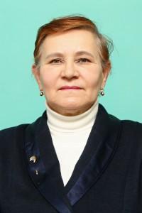 Васильева Валентина Георгиевна - первая квалификационная категория, класс баяна